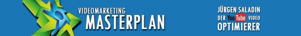 Videomarketing-Masterplan